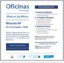 Câmara de Miracatu receberá Oficina de Marcos Jurídicos