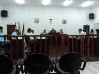 Câmara de Miracatu realiza a primeira Sessão Ordinária