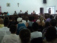 Audiência Pública do Transporte tem participação expressiva da população Miracatuense