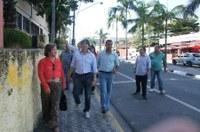 Deputado Estadual André do Prado visita Miracatu