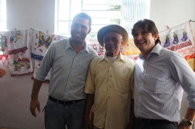Vereador Cleiton, Seu Guerra, Deputado André do Prado