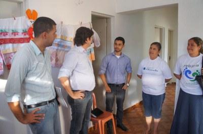 Na ASCOB (Associação de Oliveira Barros)