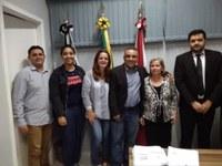 Gilberto Fernandes toma posse como Vereador em Miracatu