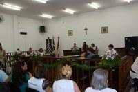 Sessão Solene de Posse dos Vereadores Mirins - 2012