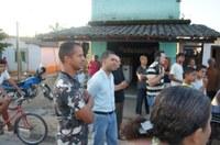Vereador Cleiton solicita pavimentação da rua que liga os bairros do Jardim Alvorada à Oliveira Barros