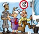 Vereador Junior Baiano recorre ao Ministério Público, e consegue a Liminar que dá gratuidade no Transporte Público para idosos a partir de 60 anos